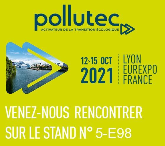 Salon POLLUTEC 2021
